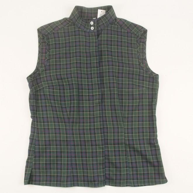 Robe Turniershirt ohne Arm, kariert, Gr. 44, super Zustand