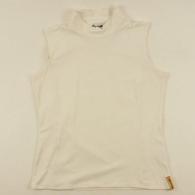 Cavallo Turniershirt ärmellos, weiß, Gr. 36, guter Zustand