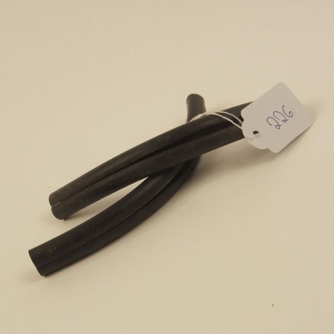 Sporenschutz, schwarz, 15cm