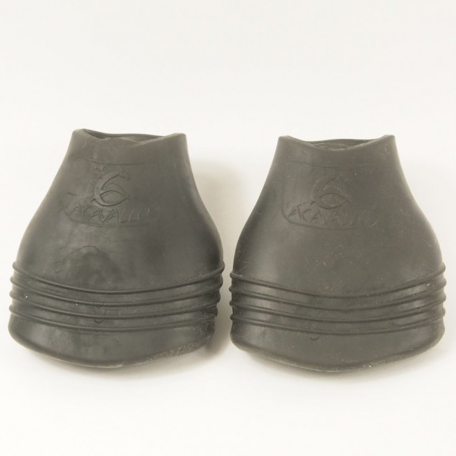 Acavallo Hoof Boots/ Gel-Ballenschutz, Gr. VB, sehr guter Zustand