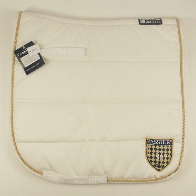 Passier Turnier-Schabracke mit Wappen, WB, Dressur, NEU m. Etikett