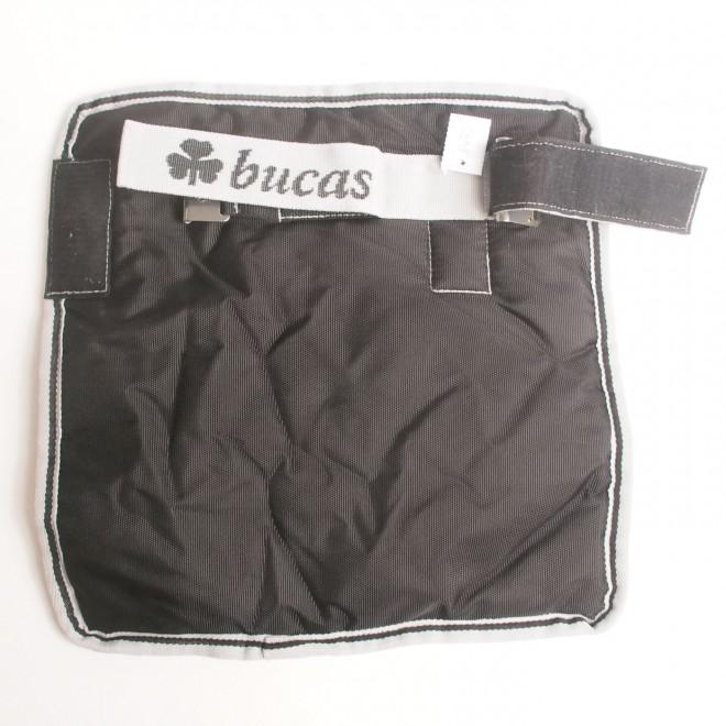 BUCAS Brustteil-Erweiterung Click'n Go, schwarz, z.B. Smartex, super Zustand