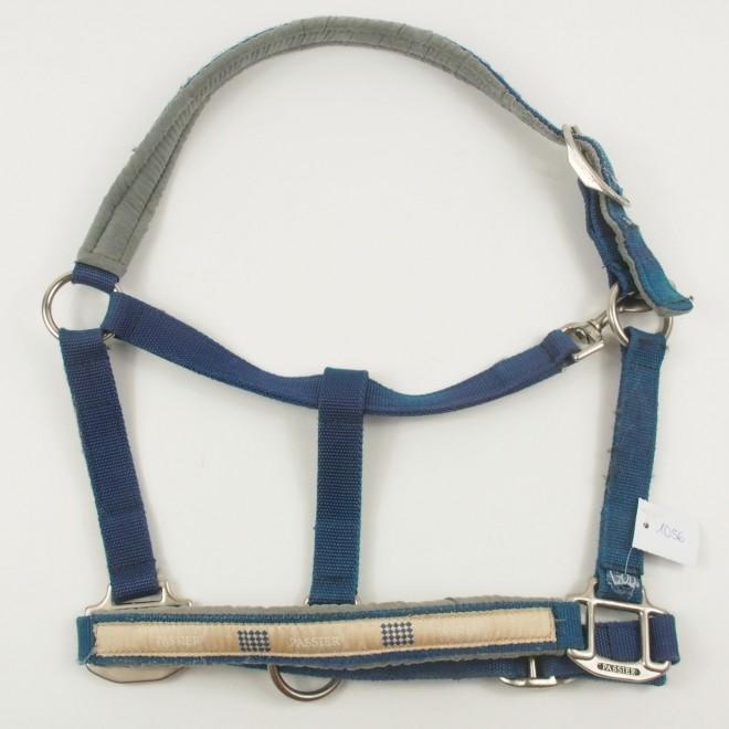 Passier Nylonhalfter , blau, COB/VB, guter Zustand
