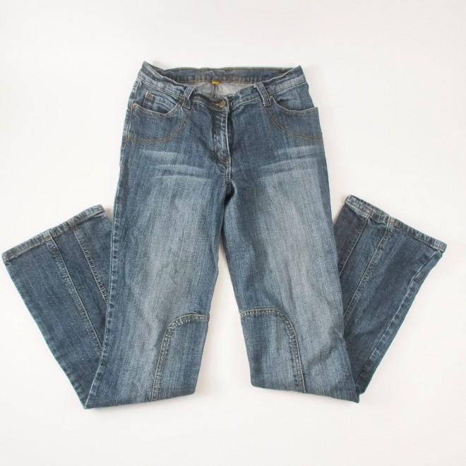Riding Wear Jeansreithose, Gr. 80 (40 lang), sehr guter Zustand