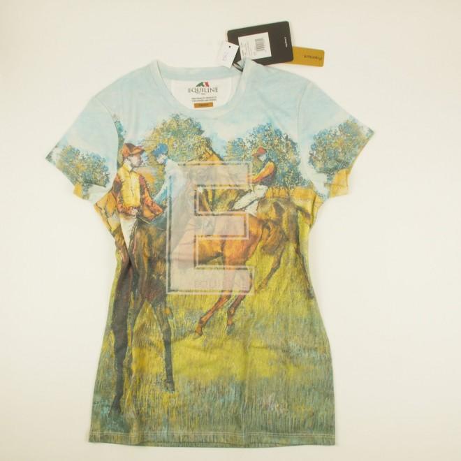 Equiline T-Shirt TINSEL, Gr. S, NEU m. Etikett