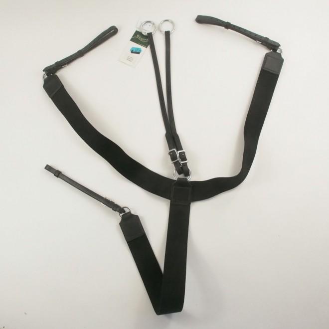 Kavalkade elastisches Vorderzeug JUMPER HELP, Gr. WB, NEU m. Etikett