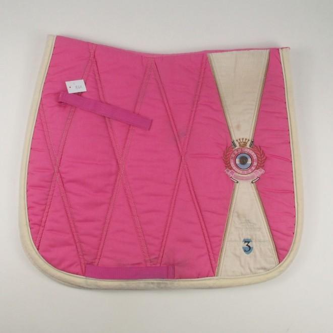 HV Polo Schabracke, pink, WB, Dressur, guter Zustand