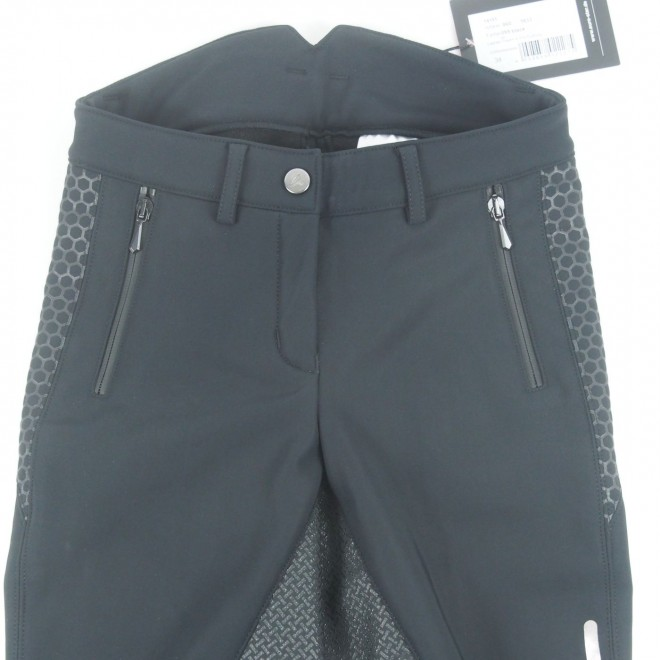 euro-star Winter-Reithose LADIES THERM-X PRO FullGrip, Gr. 34, NEU m. Etikett