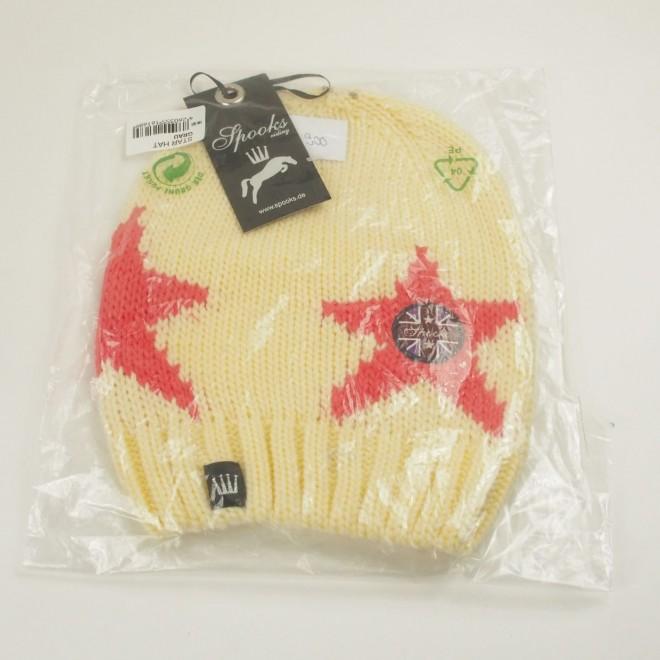 Spooks Beanie STAR HAT, unisize, NEU m. Etikett