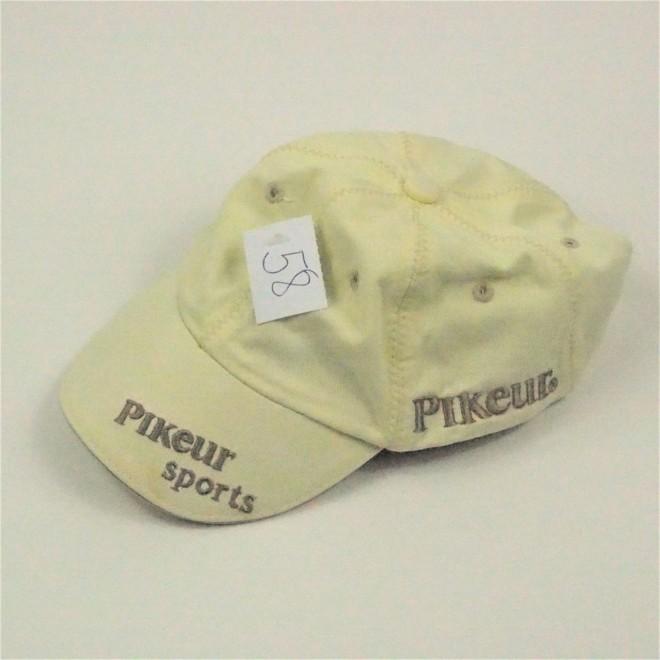 Pikeur Cap, lemon, Zustand: gut