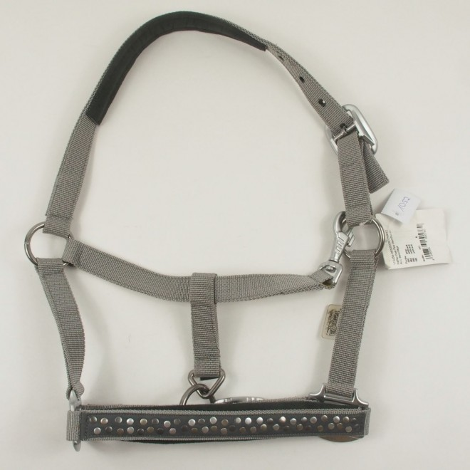 EQuest Halfter DUAL PLUS GLAMSTONES, Gr. S (Pony), NEU m. Etikett
