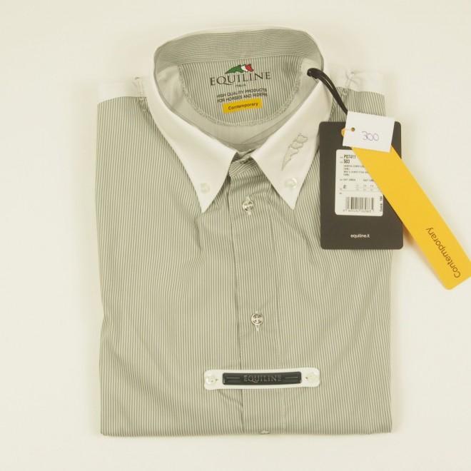 Equiline Herren-Turnierhemd FAREL, Gr. S / 41, NEU m. Etikett
