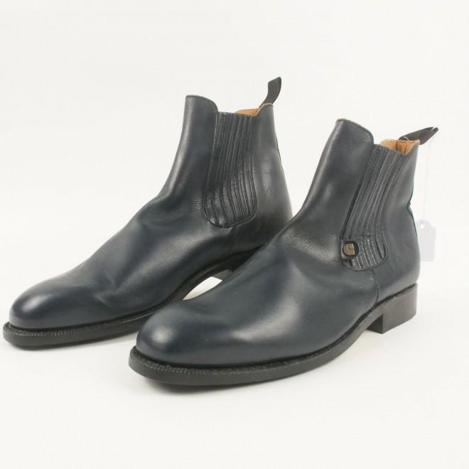 Cavallo CHELSEA CLASSIC Stiefeletten, blau, Gr. 10 (44,5), NEU o. Etikett