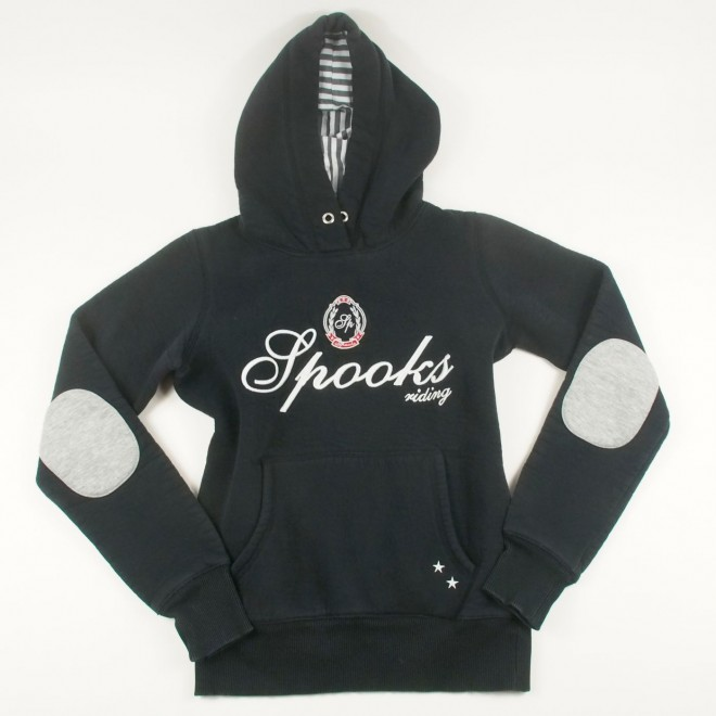 Spooks Sweatshirt/ Hoodie m. Details, Gr. S, sehr guter Zustand