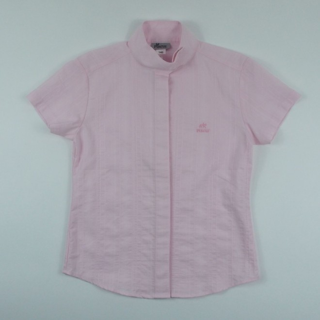 Pikeur Mädchen-Turniershirt, rosa, Gr. 146, guter Zustand