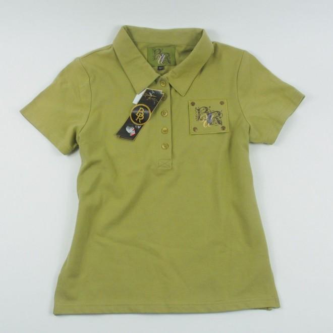 BR Poloshirt 4U m. Patch, Gr. 164, NEU m. Etikett