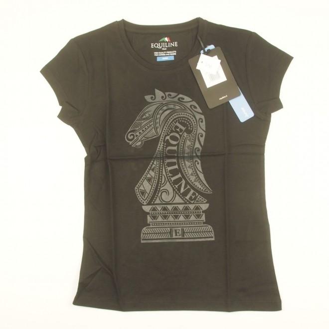 Equiline T-Shirt CROWN, Gr. 12/13 J., NEU m. Etikett