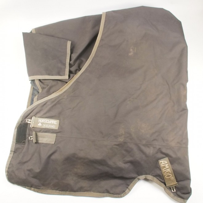 Horseware Regendecke AMIGO Turnout Blanket, medium, 155cm, super Zustand