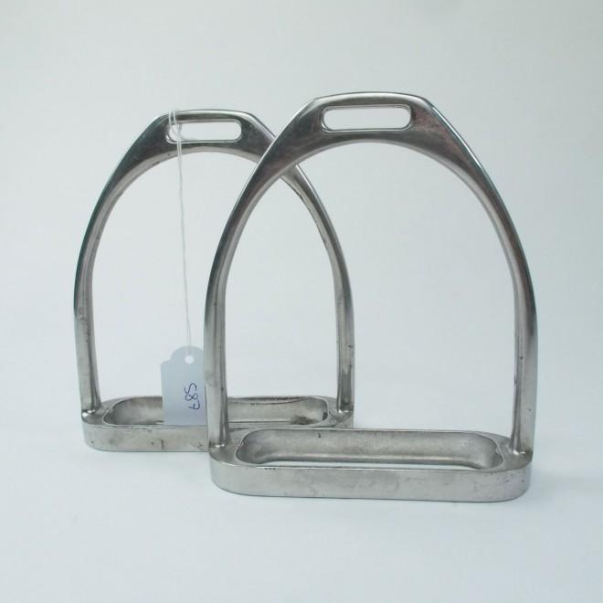 Sprenger Steigbügel FILLIS o. Einlagen, 12cm, guter Zustand