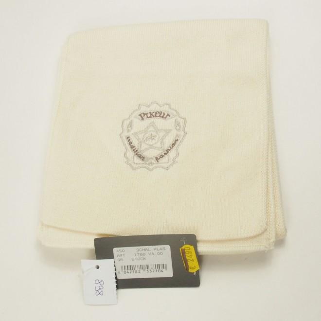 Pikeur Schal m. Stickerei, beige, NEU