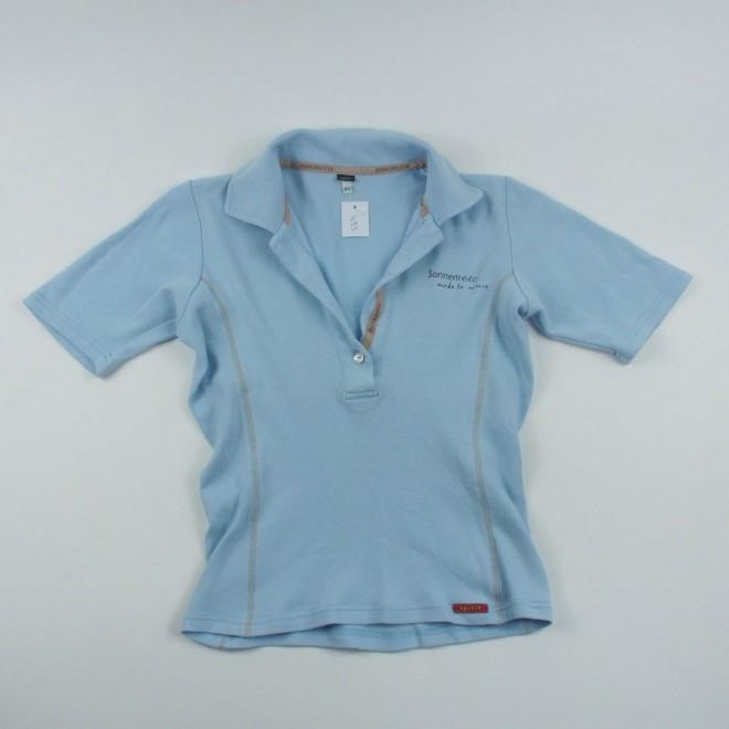 Sonnenreiter Poloshirt 3XDRY m. Kontrastnähten, Gr. XS, guter Zustand