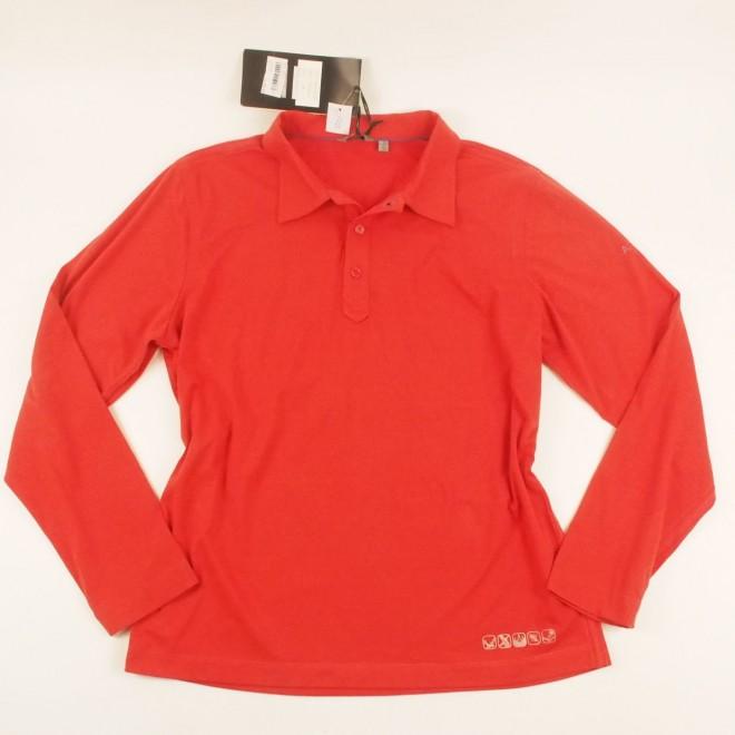 ANKY ATC Langarm-Poloshirt ,Gr. M-unisex, NEU m. Etikett