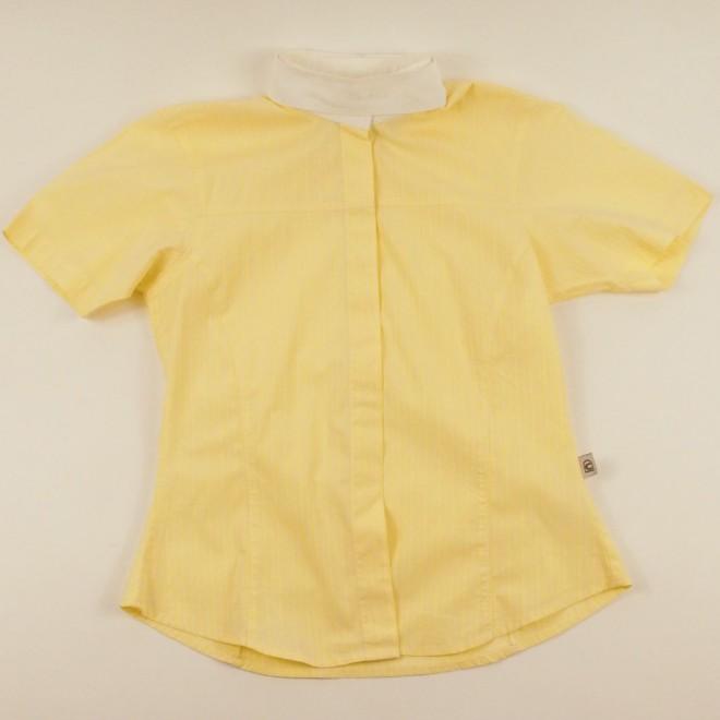 Cavallo Turnierbluse, gelb, Gr.34, sehr guter Zustand